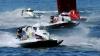 Barca condusă de Ahmed Al Hameli a fost împlicată într-un accident