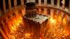 MIRACOLUL PAŞTELUI! Istoria Focului Haric, care se aprinde în fiecare an, în Biserica Sfântului Mormânt din Ierusalim