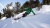 Finalul sezonului de freeride la schi