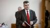 Gheorghe Bălan, la ceremonia de înmânare a diplomelor în cadrul Ministerului Apărării
