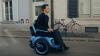 UIMITOR! A fost creat scaunul cu rotile care poate urca și coborî scările (VIDEO)