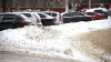 STARE EXCEPŢIONALĂ în Chişinău, din cauza ninsorii. Autorităţile promit că vor munci FĂRĂ PAUZĂ