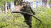 Militarii Armatei Naţionale continuă să execute misiuni în zonele afectate de ninsori