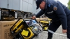 ONU a donat SPCSE echipament pentru lichidarea consecinţelor ninsorii în valoare de peste UN MILION de lei (VIDEO)