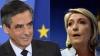 Marine Le Pen şi Francois Fillon, implicaţi în scandaluri în timpul campaniei electorale