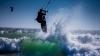 Provocare de excepţie! Geza Schultz a făcut kitesurfing printre gheţarii din Oceanul Arctic