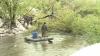 Chișinău, ferit de inundații. Râul Bâc, curăţat de arbori şi crengi, iar apa curge fără obstacole