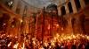 O delegaţie a Mitropoliei Moldovei pleacă astăzi la Ierusalim pentru a aduce Focul Haric