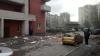 DEFLAGRAŢIE PUTERNICĂ într-un bloc de locuit din Sankt Petersburg