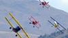 SHOW EXCEPŢIONAL! Spectactorii au admirat evoluţiile piloţilor în cea de-a doua etapă a Mondialului de Air Race