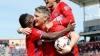 Bastian Schweinsteiger a înscris al doilea gol în doar al treilea meci jucat în Majos Soccer League