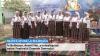 MUZICĂ DIVINĂ LA BULBOACA! Zeci de ansambluri au interpretat cântece sacre în curtea bisericii din sat