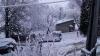 Zăpada a pus stăpânire pe Suceava! Mai multe localităţi au rămas fără curent (VIDEO)