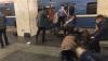 EXPLOZII DEVASTATOARE în metroul din Sankt Petersburg. Zece morţi şi mai mulţi răniţi (FOTO/VIDEO)