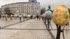 Kiev: Un OU URIAŞ a fost furat de la o expoziţie