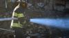 Sute de hectare de vegetaţie, afectate de incendii în ultimele 24 de ore (FOTO/VIDEO)
