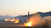 Coreea de Nord a lansat o rachetă în Marea Japoniei