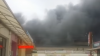 INCENDIU DEVASTATOR la o piață din Daghestan. Cel puţin 50 de persoane au avut nevoie de intervenţia medicilor (VIDEO)