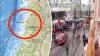PUBLIKA WORLD: Cutremurul din Chile, surprins în direct (VIDEO)