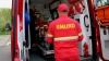 Intervenție SMURD la Ocniţa. O pacientă a fost transportată de urgenţă la Chişinău (VIDEO)