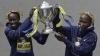 Geoffrey Kirui şi Edna Kiplagat au câştigat Maratonul de la Boston