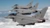 România: Avioanele britanice Typhoon vor începe de săptămâna viitoare misiunile de poliție aeriană
