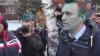 Liderul opoziției ruse, Alexei Navalny, internat după ce a fost stropit pe față cu un lichid verde (VIDEO)