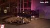 Un tânăr din Capitală a adormit la volan și a ajuns cu maşina în peretele unui bloc de locuințe (VIDEO)