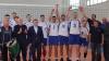 Victorie după victorie!  Echipa Dinamo MAI, campioană națională la volei masculin (FOTO)