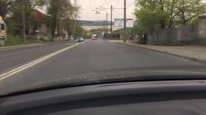 Zici că e APOCALIPSA! Cum arată străzile Chişinăului în prima zi de Paşti (FOTO)