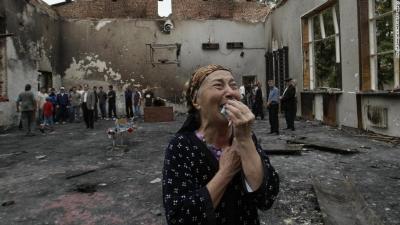 CEDO a decis că Rusia va plăti despagubiri pentru victimele de la Beslan