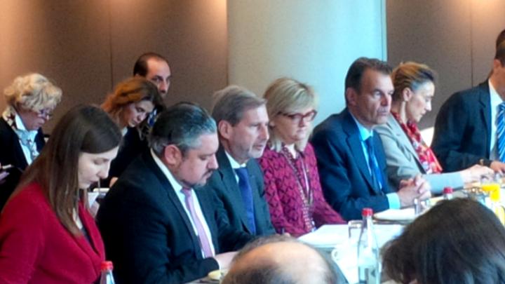 La Luxembourg s-a desfășurat cea de-a 11-a reuniune a Grupului pentru Acțiunea Europeană a Republicii Moldova