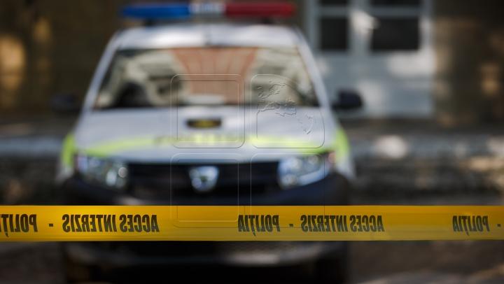 DESCOPERIRE MACABRĂ la Saharna. Un bătrân, găsit fără suflare cu răni în zona gâtului și a capului