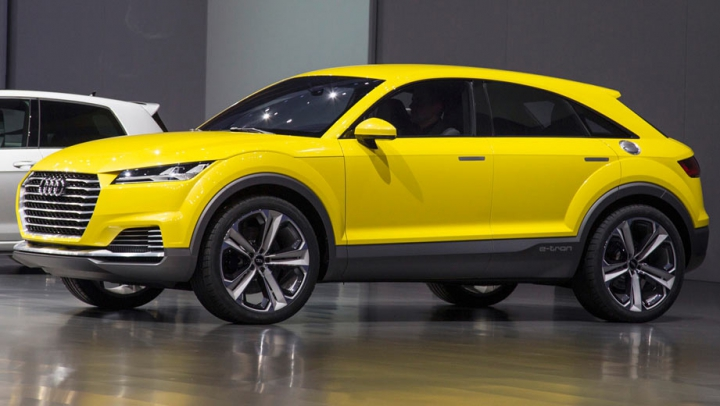 Audi a anunţat unde se vor produce următoarele modele SUV, Q8 şi Q4