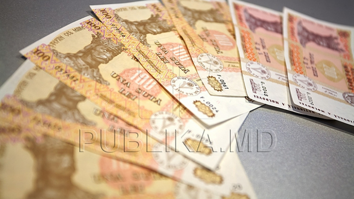 Salariul minim garantat în sectorul real va creşte cu aproape 500 de lei