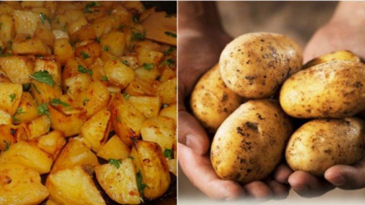 Cartofii - O BOMBĂ CHIMICĂ! A murit o familie întreagă din cauza CARTOFILOR UCIGAŞI