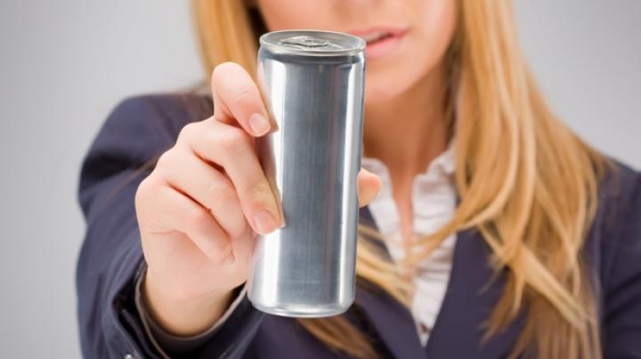 STUDIU: Cofeina din energizante NU este nocivă