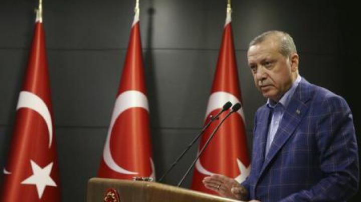 Erdogan anunță că se va întâlni cu Trump la Washington pe 16-17 mai