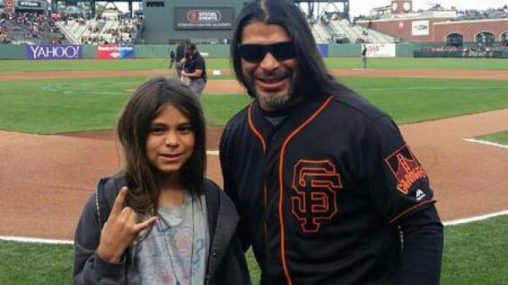 Fiul de 12 ani al basistului Metallica va cânta în turneu cu trupa Korn