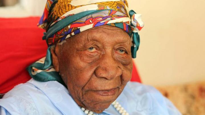 O jamaicană a devenit cea mai vârstnică persoană din lume. Câţi ani are femeia