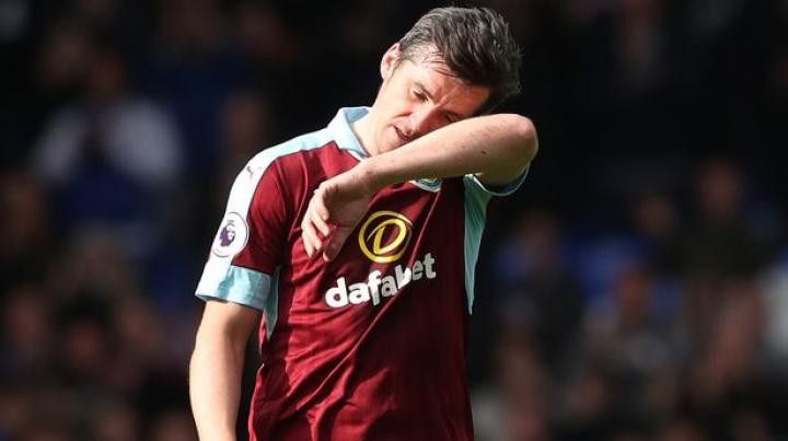 Joey Barton, mijlocaşul lui Burnley, suspendat de Federația Engleză de Fotbal pentru 18 LUNI. Care e MOTIVUL