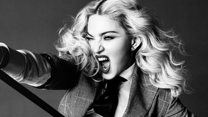 Madonna, furioasă pe proiectul unui film despre începuturile carierei sale