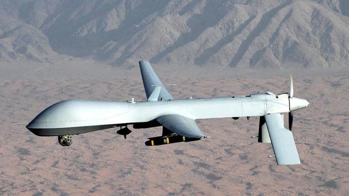 Israelul a doborât o dronă care se infiltrase din Siria