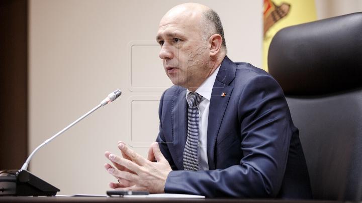 Filip: Dacă vorbim de lupta anticorupţie, în această perioadă s-a reuşit atât cât nu s-a reuşit mulţi ani în Moldova