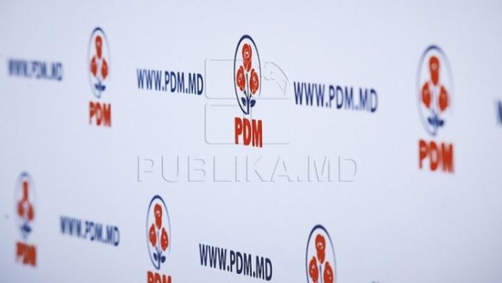 """PDM critică propunerea lui Dodon: """"Este un truc politic"""""""