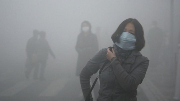 """Efectele """"benefice"""" ale epidemiei de coronavirus. Poluarea din China s-a redus cu 25 la sută"""