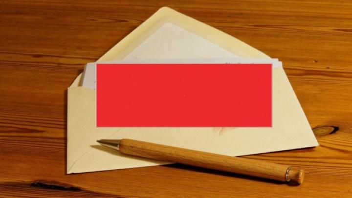 O scrisoare trimisă în urmă cu 53 de ani a ajuns la destinaţie. Ce conţinea plicul