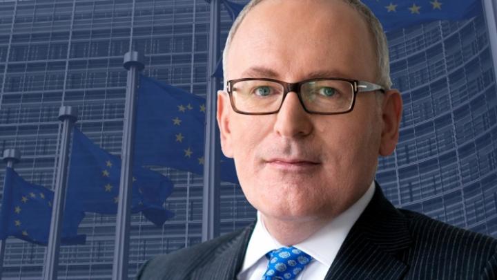 """Prim-vicepreședintele Comisiei Europene: """"Sistemul juridic român a devenit un model pentru alte state membre"""""""