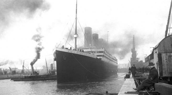 După mai bine de 100 de ani de la scufundare, Titanicul a avut parte de o nouă coliziune