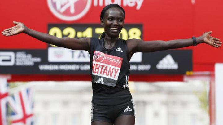 Atleta kenyană Mary Keitany a câştigat pentru a patra oară maratonul de la New York